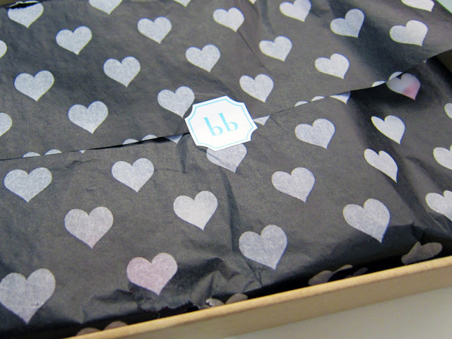 bellabox tissue paper