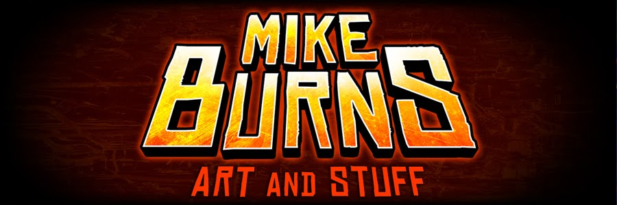 Mike Burns Illustration