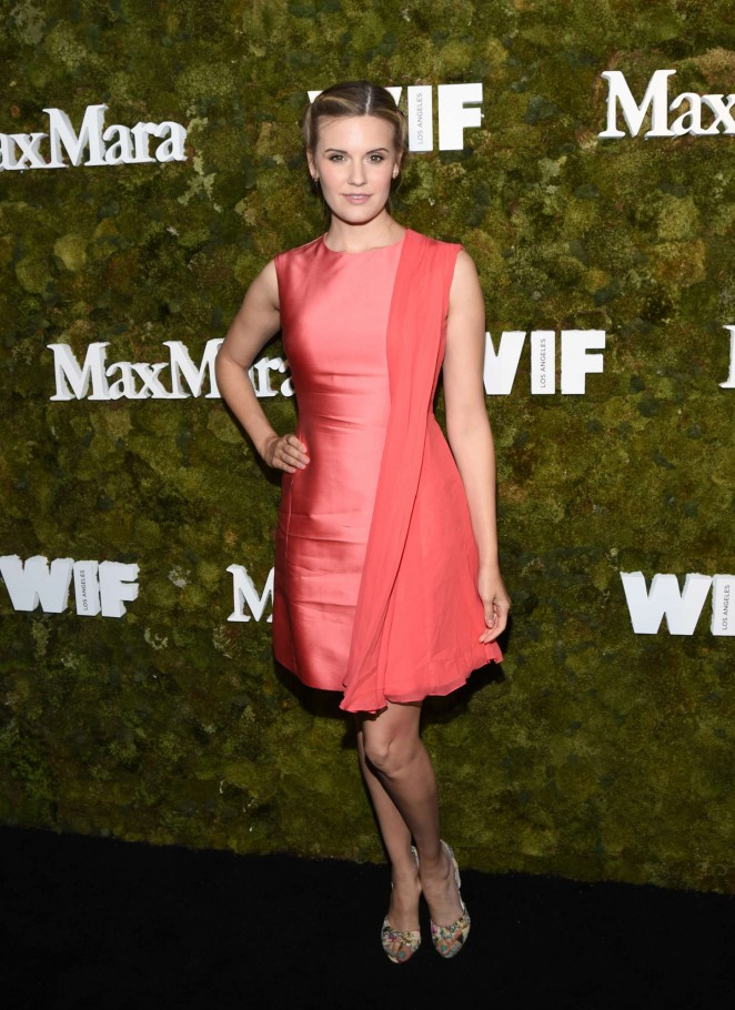 Maggie Grace – Max Mara Women In Film Face Of The Future Award Event in West Hollywood