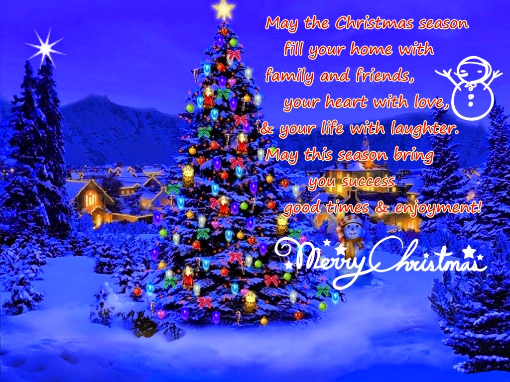 Merry Christmas Greetings Quotes