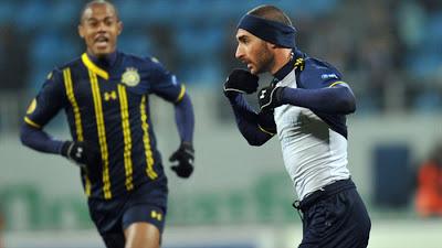 Dynamo Kyiv 3 - 3 Maccabi Tel Aviv (1)