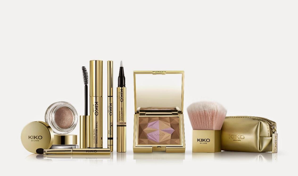 Kiko Milano Luxurious Collection - Aspiring Londoner