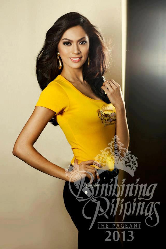 Binibining Pilipinas 2013 Ariella Arida