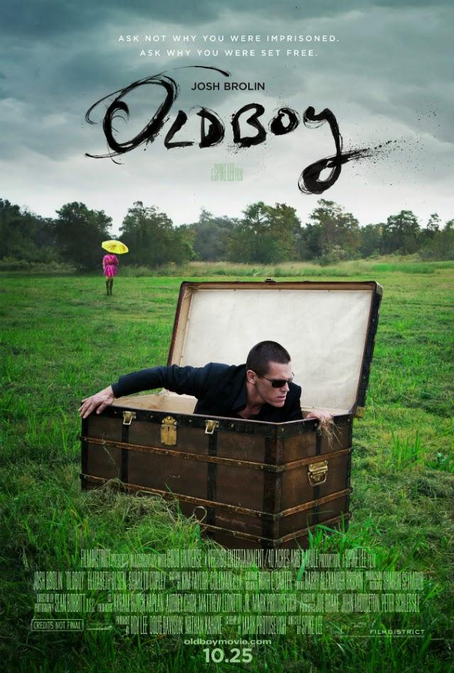 La película Oldboy: Días de venganza
