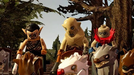 Download Lego The Hobbit 2014