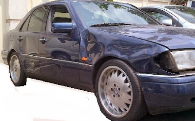 Ciri-ciri Mobil yang Pernah Dipakai Tabrakan atau Kecelakaan Hebat