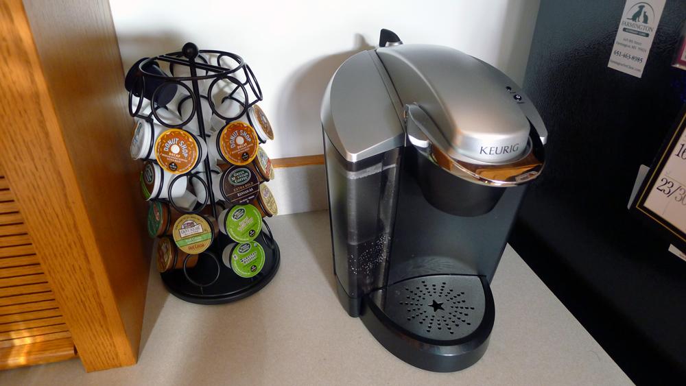 keurig coffee maker Ants In My Coffee Maker