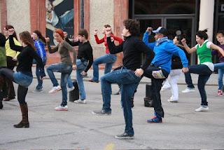 imagen Que es Flashmob