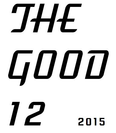 2015 The Good 12 logo