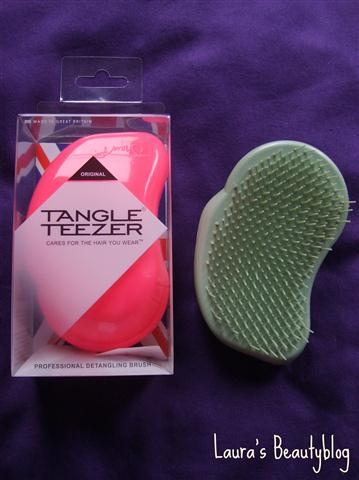 laura's beautyblog: mijn haarborstel: de tangle teezer