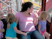 Disney Land: Part 2 (wheel to low mt and regan sophie and disney land )