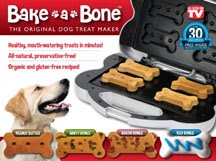 Bake-A-Bone: The Original Dog Treat Maker