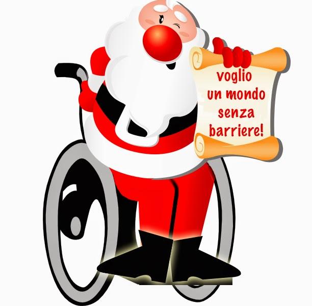 Integrazione Degli Alunni Disabili Babbo Natale Non Ha La