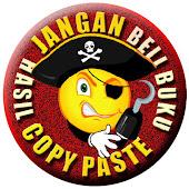 JANGAN BELI BUKU HASIL COPY-PASTE