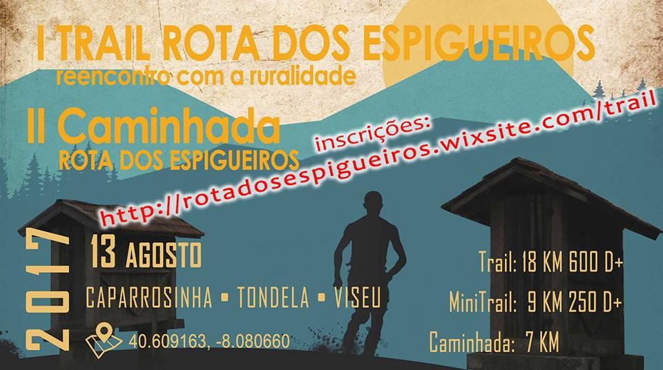 TRAIL ROTA dos ESPIGUEIROS