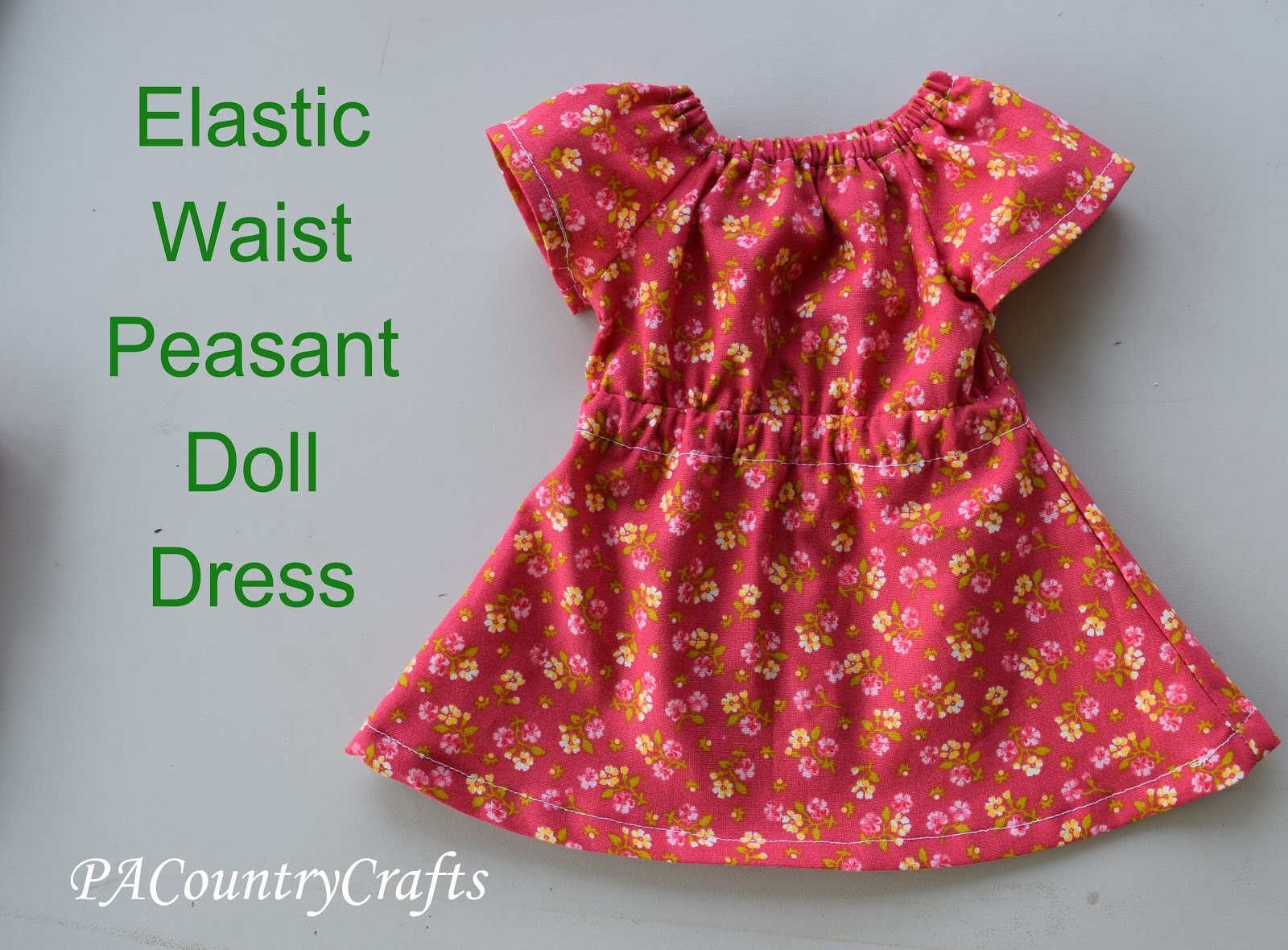 Girls Dress Patterns Free