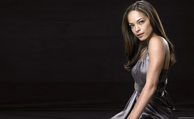 Kristin Kreuk Hollywood Wallpaper