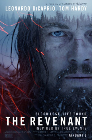 The Revenant: Official Theatrical Release Poster