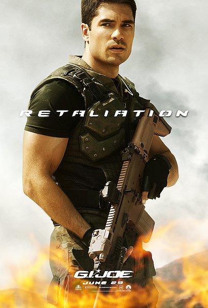 G I Joe Retaliation, Movie Poster