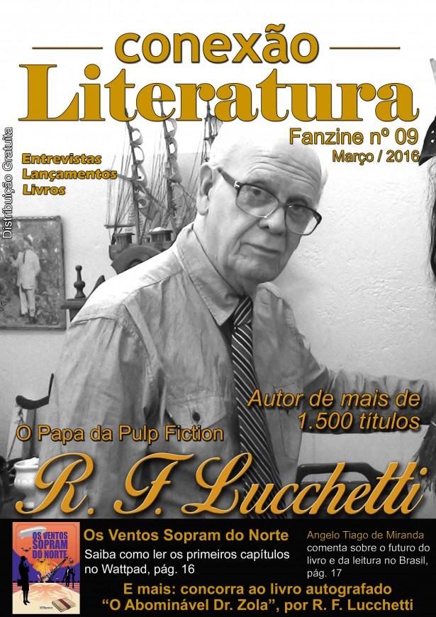 Entrevista com Isidro Sousa publicada na revista literária «CONEXÃO LITERATURA»