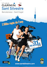 14ª Garmin Sant Silvestre Barcelonesa 2012