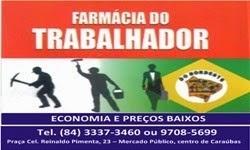 FARMÁCIA DO TRABALHADOR