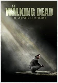 23 Série The Walking Dead Quinta Temporada Completa