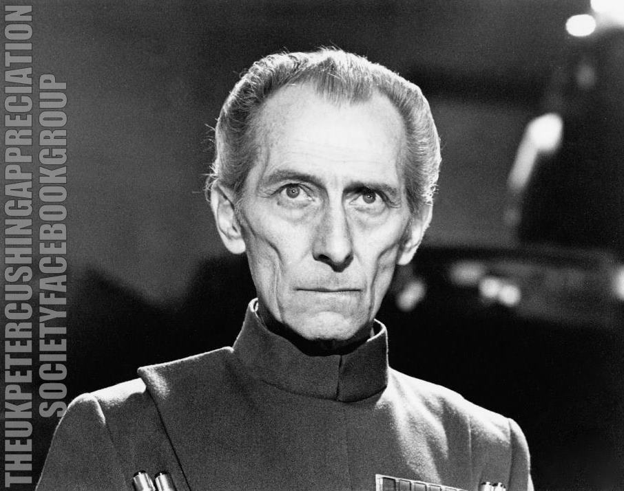 how tall is peter cushing
