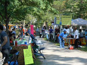 Sat May 18th Uhuru Flea Market in Clark Park 43rd & Chester W Ph