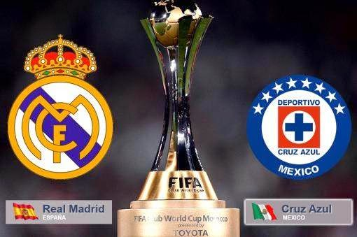 Real Madrid-Cruz Azul