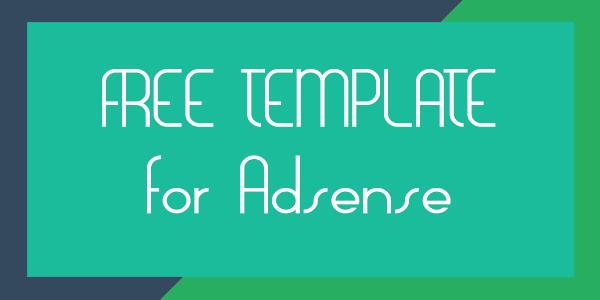 template adsense