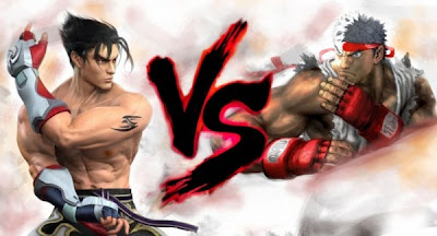 Street Fighter X Tekken Gameplay Wallpaper