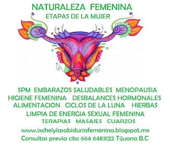 NATURALEZA FEMENINA 2015