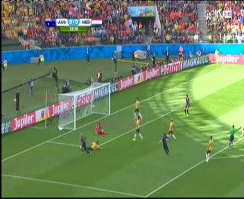 اهداف مبارة أستراليا و هولندا 2-3