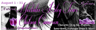 {Review+Deleted Scene} Nocturnal by Chelsea Cameron