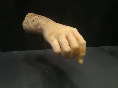 statue, antikythera shipwreck, antikythera,