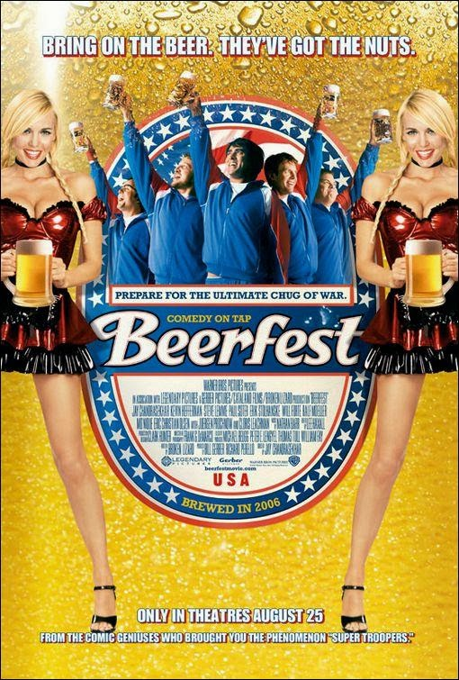 Bebe hasta reventar! (Beerfest) (2006)