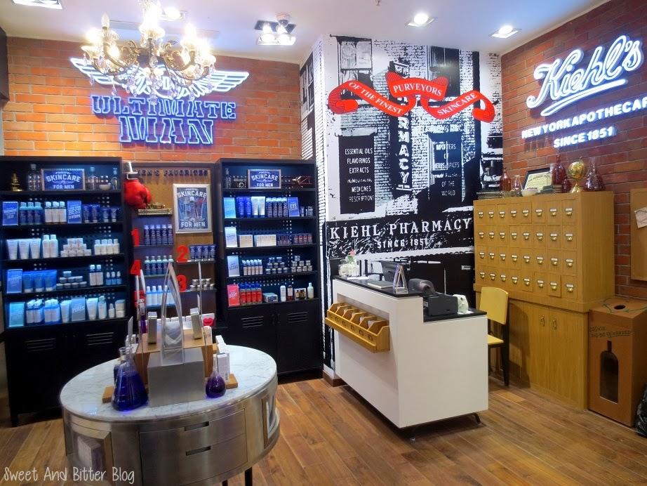 Kiehl's Ultimate man Skincare Products Kolkata India