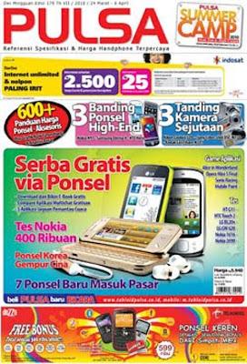 Tabloid Pulsa Edisi Terbaru - http://karodalnet.blogspot.com