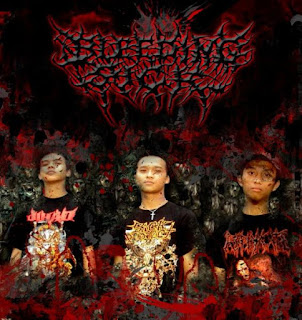 band death metal grindcore indonesia