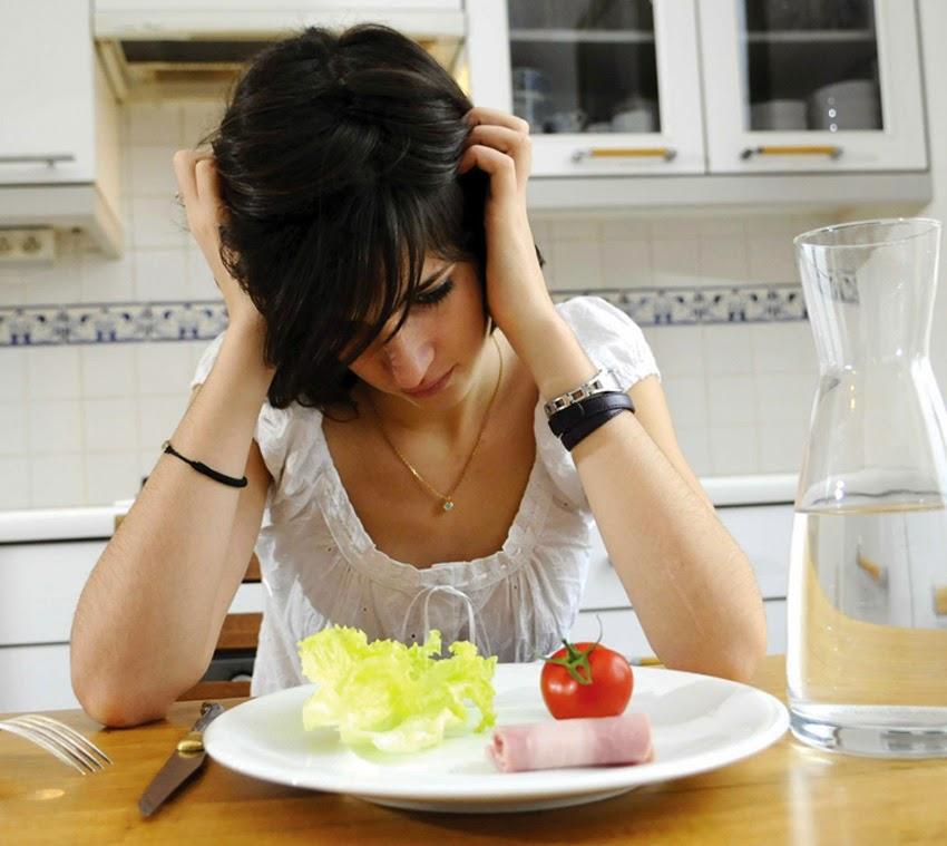 Los Trastornos de la conducta alimentaria