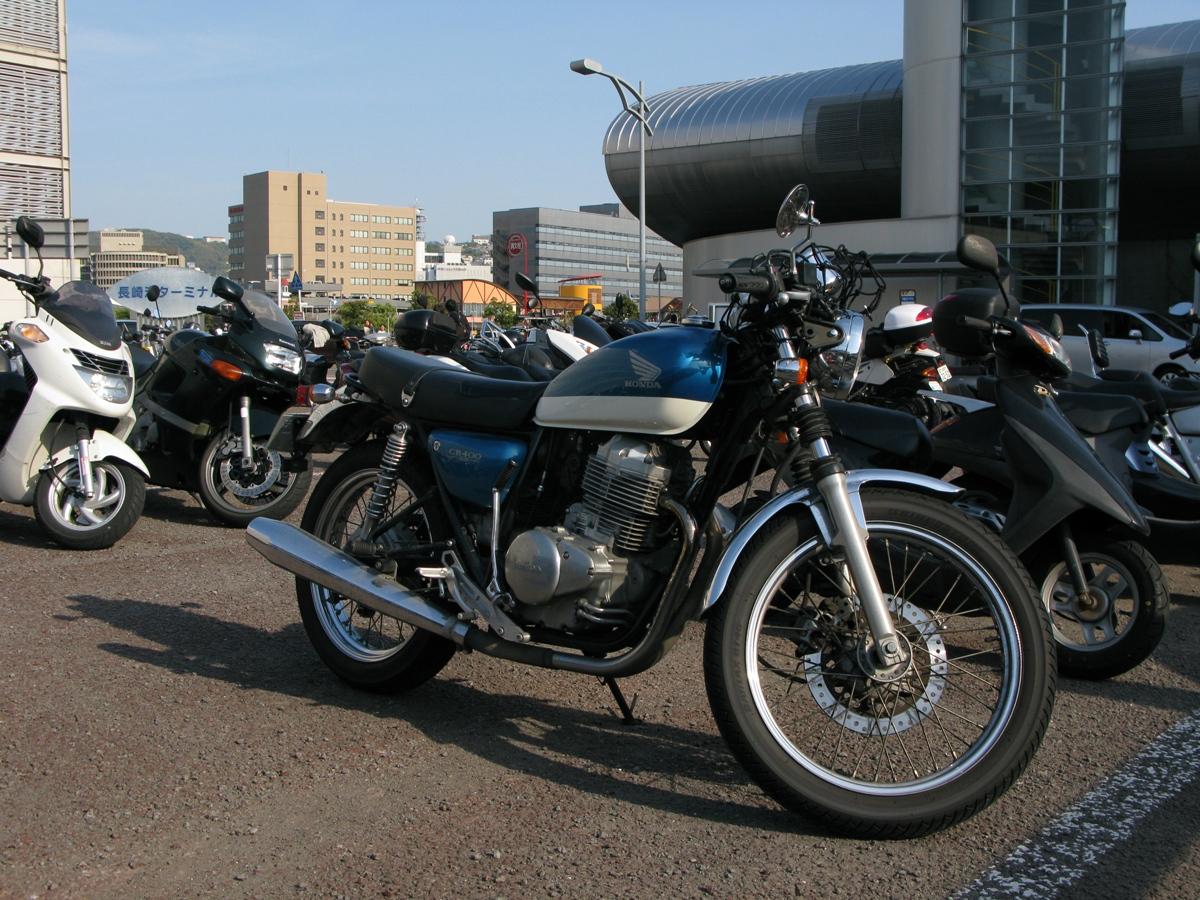 Red Devil Motors: More bikes from Nagasaki