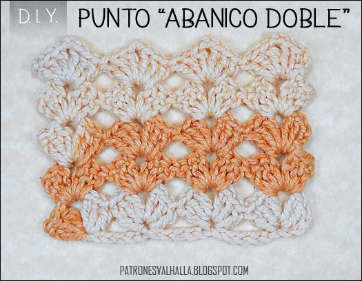 abanico crochet | facilisimo.com