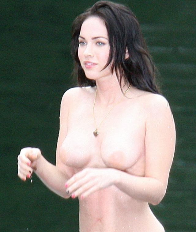 Megan Fox en topless