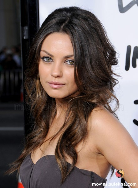 Mila Kunis picture - dress haistyle style fashion hot celebrity actress