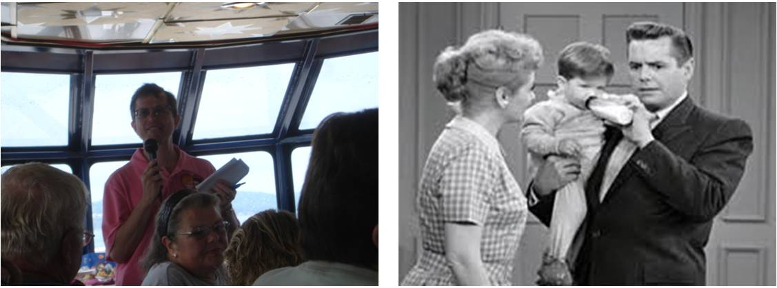 We like tv we love lucy part 2 for Who played little ricky in i love lucy