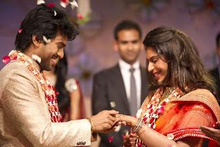 Ram Charan, Upasana Marriage Date - June 13