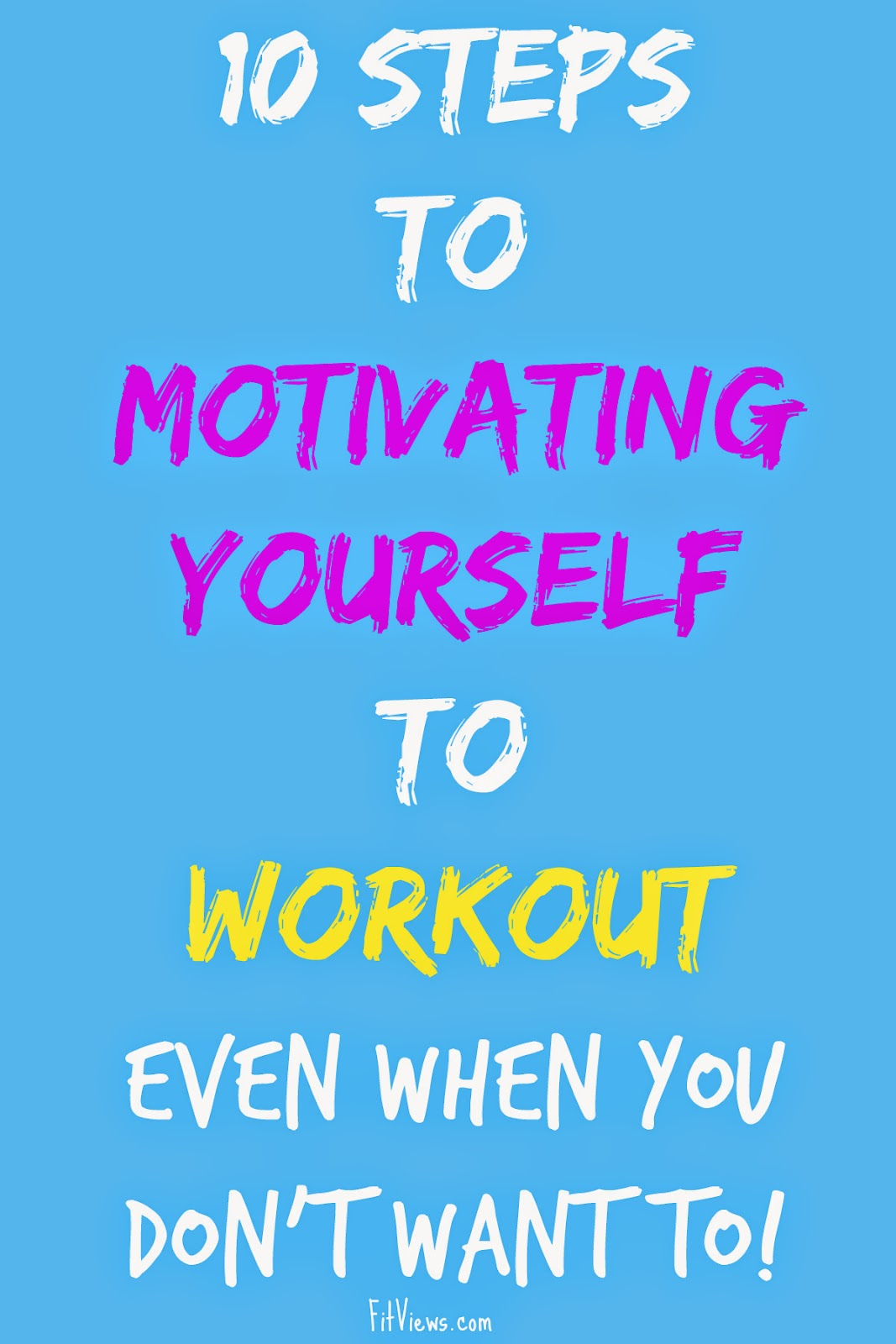 10 Ways To Make Yourself Work Out When Youd Honestly Rather Not