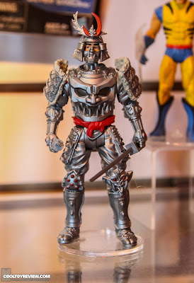 Hasbro 2013 Toy Fair Display Pictures - Wolverine All-Stars - Silver Samurai