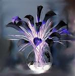 Vive como las flores...